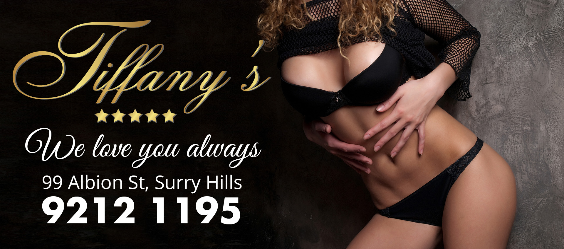 Surry Hills Brothel | Adult Services Sydney | Tiffany's Girls